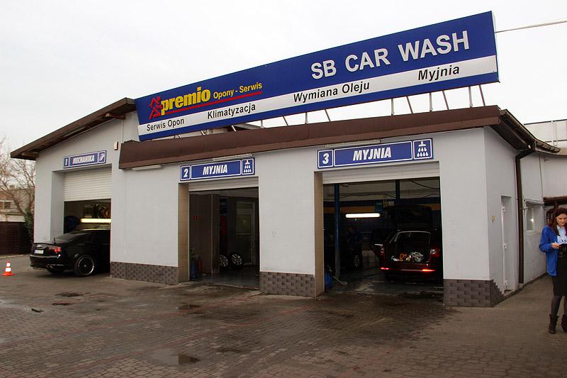 Myjnia ręczna Piaseczno